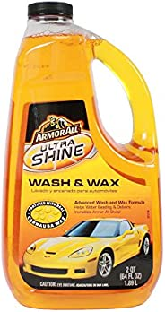 Armor All Ultra Wash Wax - 64 oz 10346