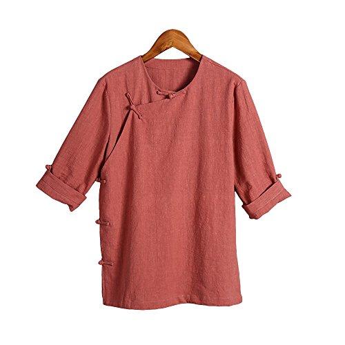 Kostüm Nationalen Für Männer Chinesischen (Chinesischer Stil Männer Kleidung Tang Anzug Line Hemd National Kostüm kurz–sleeved,)