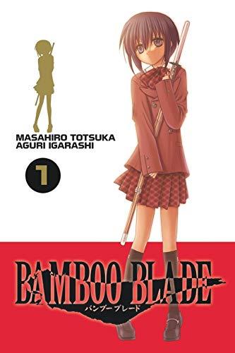 BAMBOO BLADE Vol. 1 (English Edition) (Bamboo Blade)