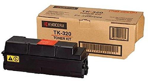 Preisvergleich Produktbild KYOCERA Lasertoner 1T02F90EUC / TK320 schwarz