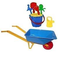 Wheelbarrows 72cm sandbox sand toys kindergarten children wheelbarrow