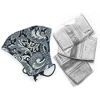Mund, Mund Maske Maske 1Stück Baumwolle Anti-Staub Tuch Maske Atemschutzmaske mit 6Filter Tuch Anti Staub Schwarz... preisvergleich bei billige-tabletten.eu