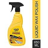 Sepia Carnauba Liquid Wax Polish (650ml)