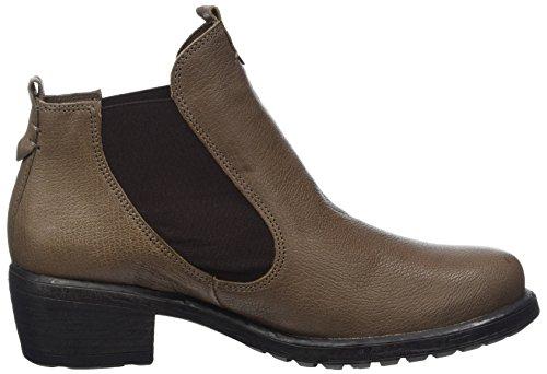 Think! Damen Liab_181985 Chelsea Boots Beige (Kred 22)