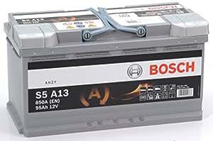 Bosch 0092S5A 130Batterie démarrage; Batterie démarrage