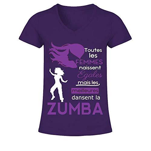 teezily T-Shirt Zumba Femm