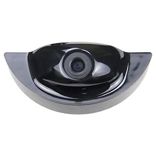 HD 720p Wasserdicht Nachtsicht Einparkhilfe Front-Kamera- perfekt & unauffällig ins Front-Emblem integriert für Volvo XC40 XC60 XC90 XC70 S90 S80 S60 V90 V70 V60 2018-2020