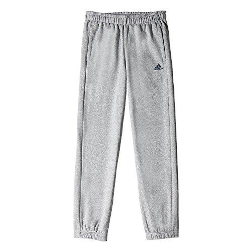 Graue Fleece-jogginghose (adidas Herren Hose ESS Pants CH Grau/Blau, 3XLL)