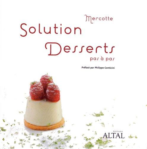 Solution desserts pas  pas