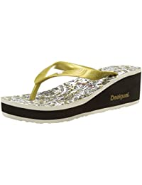 Desigual Lola Save the Queen, Tongs Femme