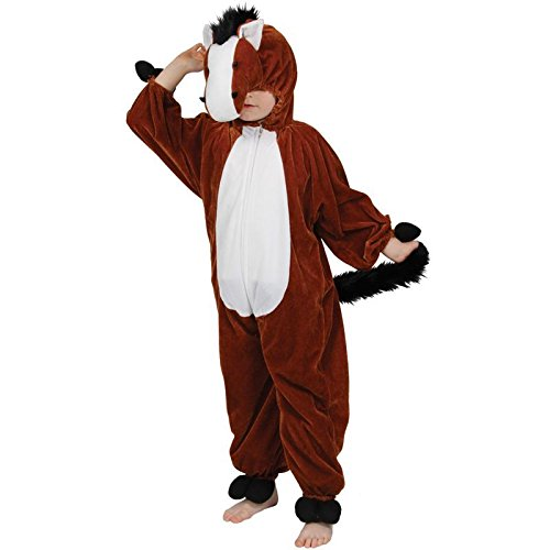 Childrens Fancy Dress Up Halloween Costume Horse