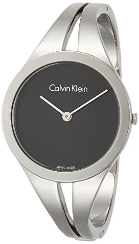 Calvin Klein Women's Analogue Quartz Watch with Stainless Steel Strap K7W2S111