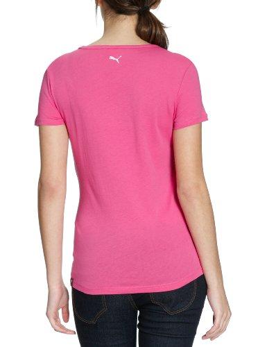 Puma W St Bling T-Shirt femme Rosa - Rosa - Raspberry rose