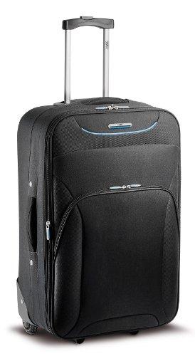 Roncato Ciak - Juego de maletas negro negro