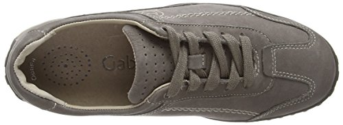 Gabor Tote Damen Sneaker Grey (Brown Nubuck)