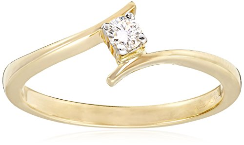 WHP Jewellers 18k (750) Yellow Gold and Diamond Ring