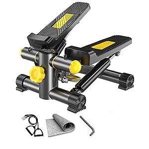 41PxPlrFjeL. SS300  - Lwtbj Stepper Household Mute Climbing machine Fitness pedal machine Multifunction Thin waist machine