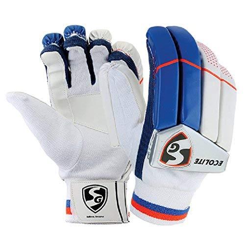 SG Ecolite Herren Cricket-Handschuhe, Farbe Kann variieren