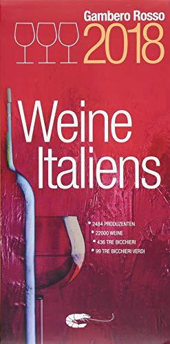 Weine Italiens 2018: Deutsche Ausgabe des 'Gambero Rosso' (PiBooxVino)