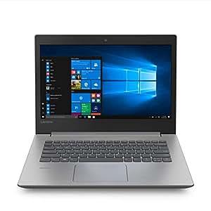Lenovo Ideapad 330 Intel Core i3 7th Gen 14-inch Full HD Laptop (4GB/1TB HDD/Windows 10 Home/MS Office/Platinum Grey/ 2.1kg), 81G2007DIN