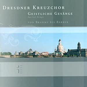 Geistliche Gesänge/Sacred Songs