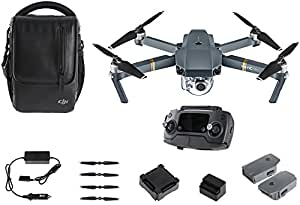 DJI - Mavic Pro Combo - Drone Quadricoptère avec Caméra