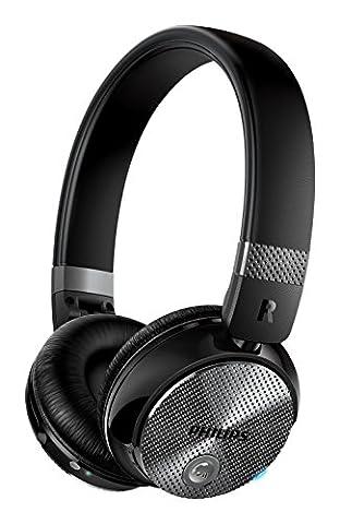 Philips SHB8850NC/00 kabelloser Kopfhörer mit Geräuschreduzierung (Bluetooth, Noise Cancelling)