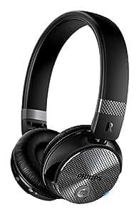 Philips SHB8850NC/00 kabelloser Kopfhörer mit Geräuschreduzierung (Bluetooth, Noise Cancelling) grau/schwarz