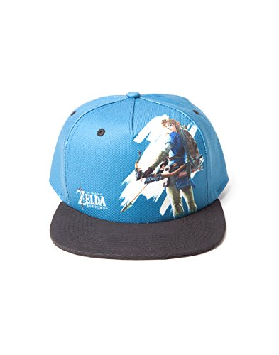 Zelda Breath of the Wild Snapback Cap Charakter