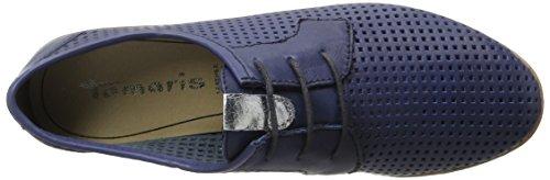 Tamaris 23603, Sneakers Basses Femme Bleu (NAVY 805)