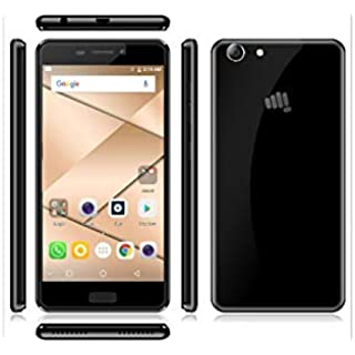 Micromax Canvas 2 Q4310  Chrome Black, 16  GB