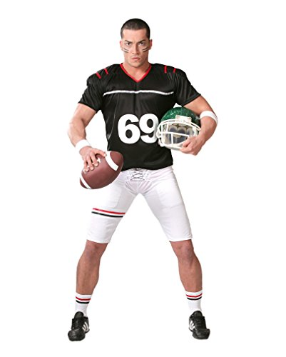 Cooles Quarterback Kostüm XL