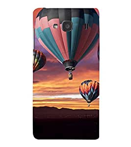 """printtech Back Case Cover for Xiaomi Redmi 2 High Quality Premium Luxurious Designer ("""" Matte finish"""" 360 Degree Protection )"""