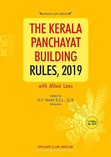 The kerala panchayat building rules, 2019