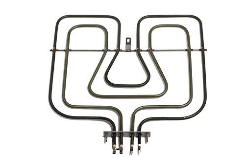 Horno calor superior/Barbacoa Resistencia 800W/1650W/230V apta para AEG Electrolux 397012901