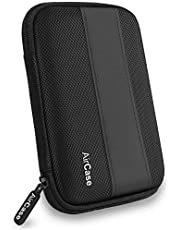 AirCase 2.5 Inch External Hard Disk Case, Cover, Pouch, HDD Case (Black)
