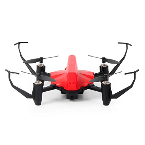 Drohne Malloom® H418W WIFI 0.3MP HD Camera 2.4G 6-Axis 4ch Mini Portable Cool 360° RC Quadcopter H418W WIFI 0.3MP HD Kamera 2.4G 6-Achsen 4ch Mini Protable Cool 360 ° RC Quadcopter (Protable-batterie)