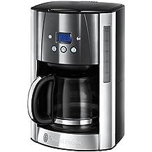 Russell Hobbs Luna Filter Coffee Machine - Grey