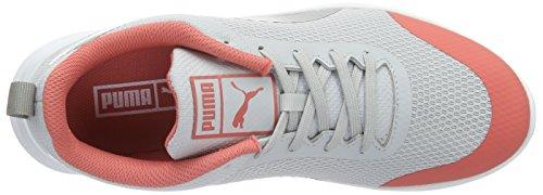 Puma Trax Core, Baskets Basses Pour Femmes Gris (grau (glacier Grey-drizzle-porcelain Rose 01))
