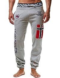 Geographical Norway Ike Hombres Pantalones De Jogging Pantalón Deportivo Informal