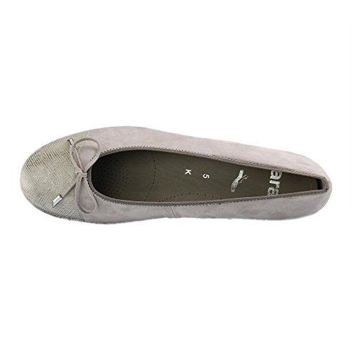 Ara 12-32046-11 Brügge, Chaussures À Talons Pour Femme Grise
