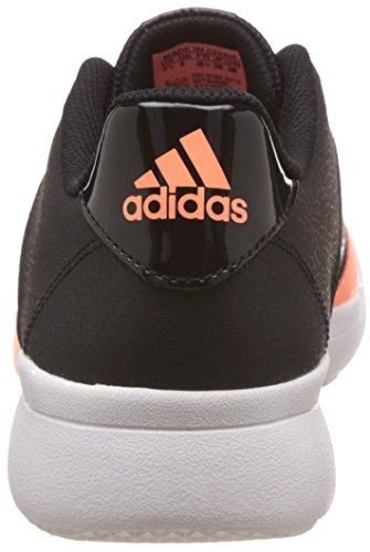 adidas Performance Damen Fitnessschuhe BLACK1/CHALK2/LGTSCA