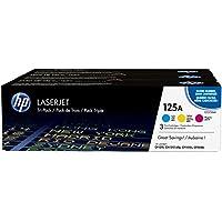 HP Confezione 3 Toner Tricolore CF373AM,