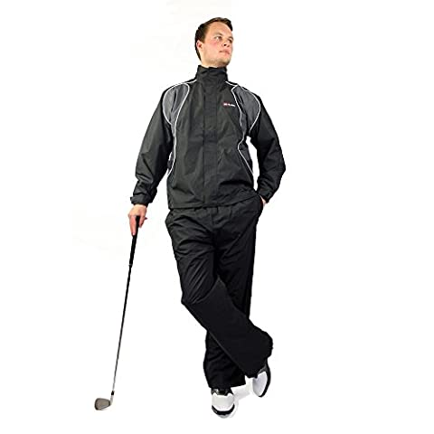 Ram Deluxe Waterproof Golf Suit Large