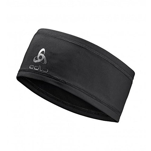 Odlo Polyknit Light Stirnband, Black, One Size