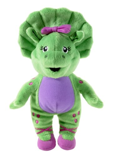 Character Options Barney Plush Collectables - Baby Bop