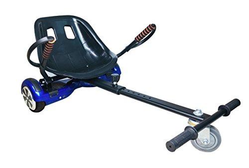 hoverkart Go-Kart Racing Verstellbarer Sitz für Gokart Elektro Scooter # 8-bk