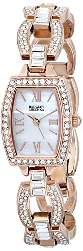 badgley-mischka-womens-ba-1336wmrg-amazon-exclusive-swarovski-crystal-accented-bracelet-watch