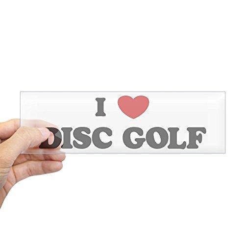 c Golf Bumper Aufkleber-25,4x 7,6cm Rechteck Bumper Aufkleber Auto Aufkleber Standard Farblos ()