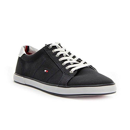Tommy Hilfiger Herren Sneaker -66-88-00 FM0FM00596-403 H2285ARLOW Blau 249992